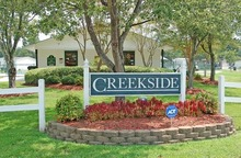 Creekside Summerville South Carolina Mobile Homes For Sale For Rent Sign