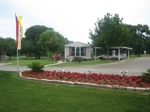 Oakwood Cove Dallas Texas Mobile Homes For Rent For Sale Landscape View