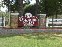 Oakwood Forest Greensboro North Carolina Mobile Homes For Rent For Sale Entrance Sign