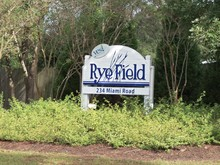 Ryefield Ladson South Carolina Mobile Homes For Rent For Sale Entrance Sign