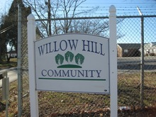Willow Hills Maryville Tennessee Mobile Homes For Rent For Sale Sign