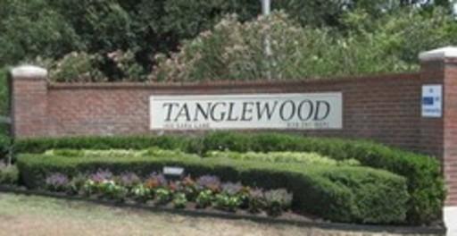 Tanglewood Huntsville Texas Mobile Homes For Sale For Rent Entrance Sign