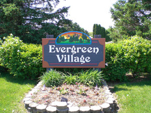Photo Of Evergreen Village Mhc